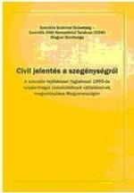 Civil jelentés a szegénységről